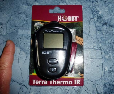 Terra Thermo IR - Digitales Infrarot-Thermometer
