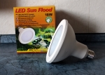 Lucky Reptile LED Sun Flood, 18 Watt